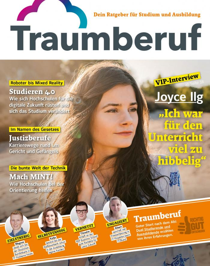 Aktuelle Magazinausgabe